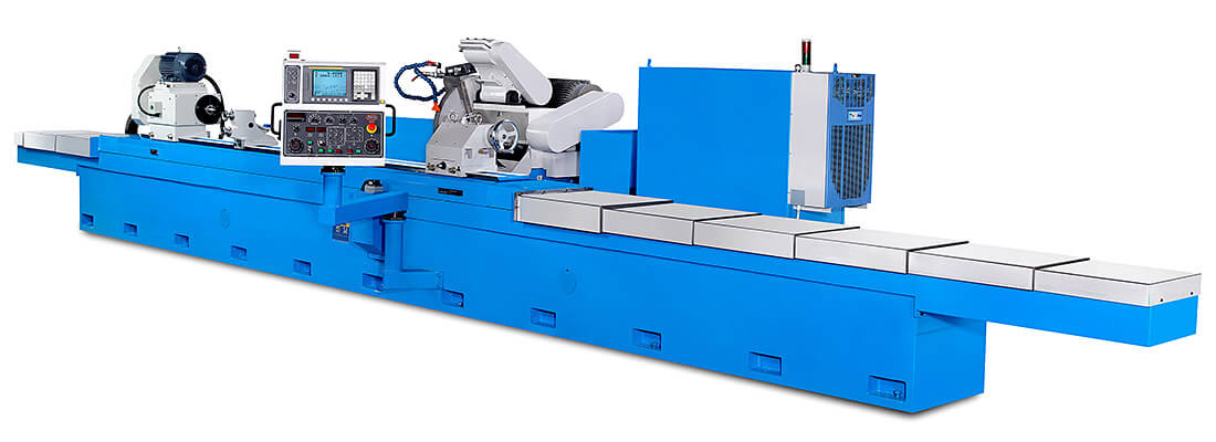 CNC Crankshaft Grinder and CNC Cylindrical Roll Grinder Machine